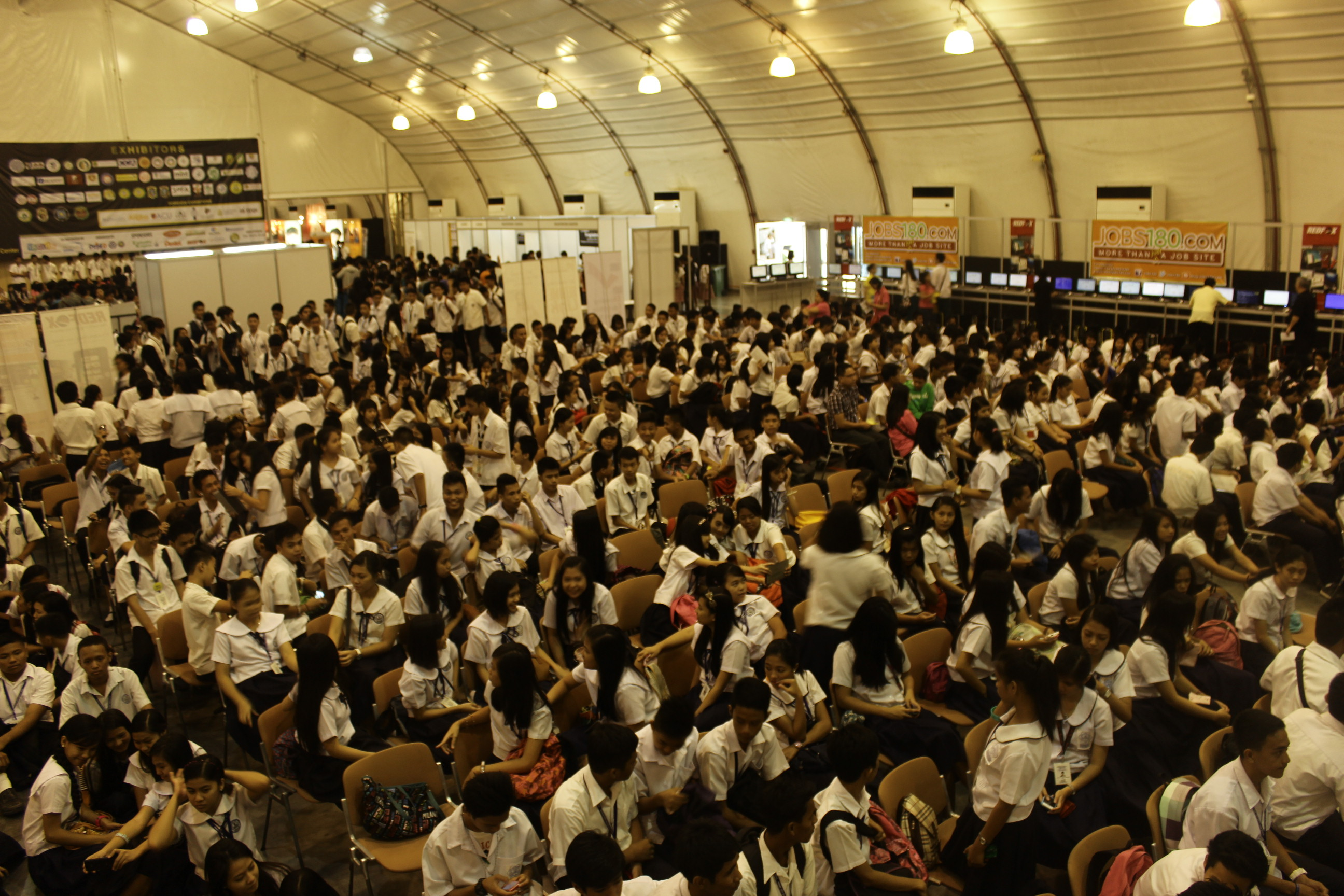 10,070 high school students are gearing up for the 26th Career Counseling & Guidance Fair