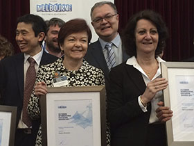 Deakin University named International Education Provider of the Year