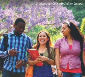 Australian Catholic University Offers Postgrad Scholarships