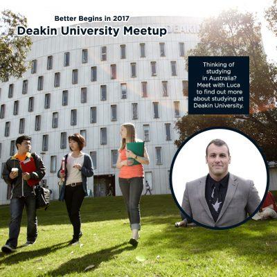 Deakin University Meetup