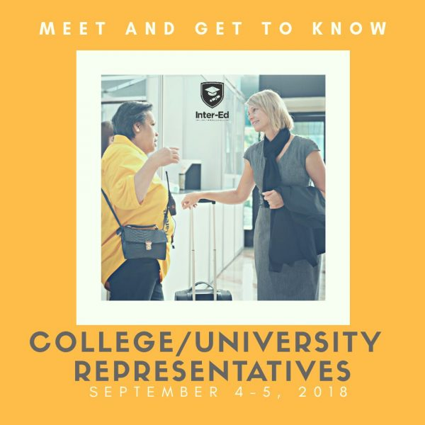College-University Representatives