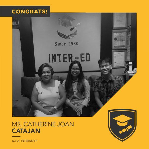 US Internship_Catherine