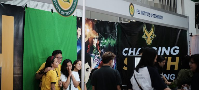 FEU-Tech is back for the 28th CCGF