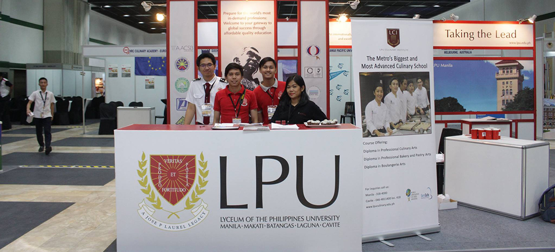 LPU wants you to attend the 2018 Career Consultation and Guidance Fair this September 4&5