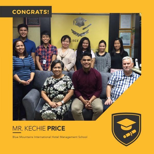 PreDep_Kechie Price