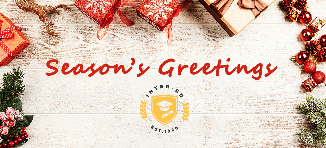 Merry Christmas from Inter-Ed!!!