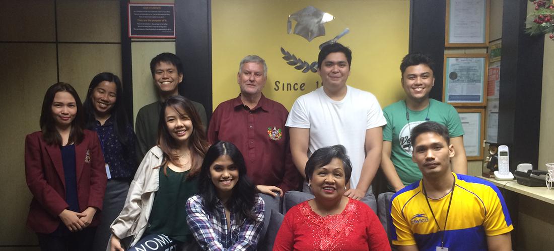 Inter-Ed students bound for Australia, UK