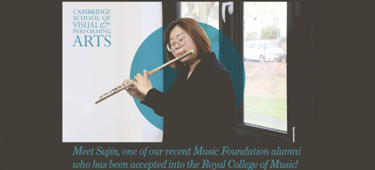 CSVPA Update: Music Foundation student accepted to the Royal College of Music!