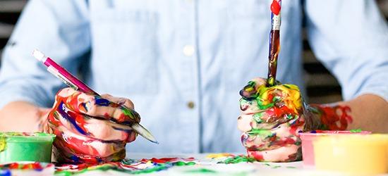 Free Art Workshop  for High School Students at British School