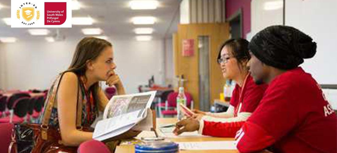 University of South Wales: Unleash Your Colors