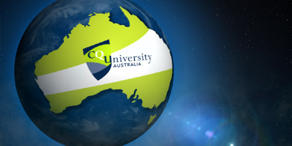 CQUniversity Australia Top 2% by Times Higher Education
