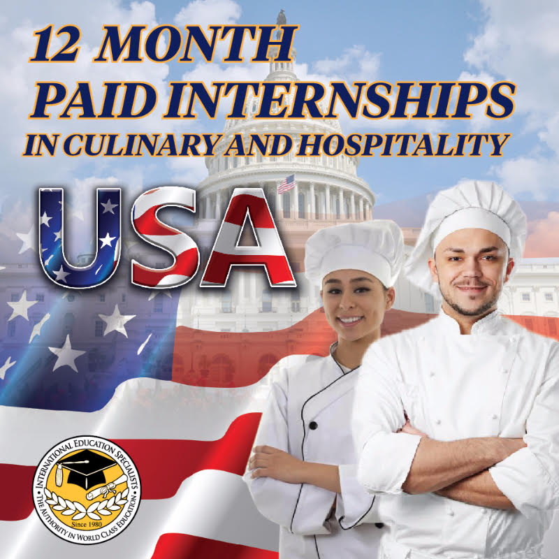 Urgent Need- Hot Opportunity! 12-Mo. Paid Culinary Internships for Upscale Aspen, CO (USA)
