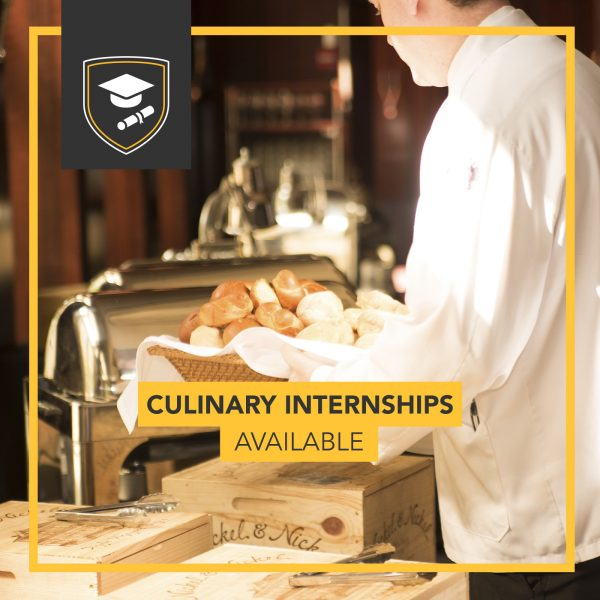 Internship - Culinary/Hospitality
