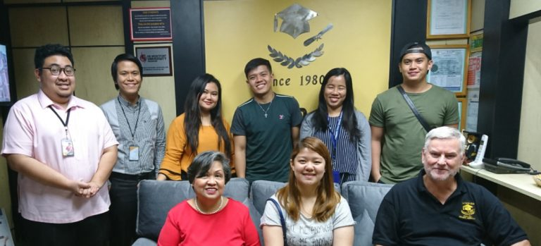 Interns bound for Australia, U.S.A.
