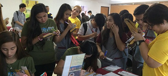 The List of Exhibitors at the 22nd Career Guidance and Counseling Fair