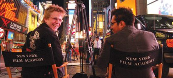 New York Film Academy Courts International Students