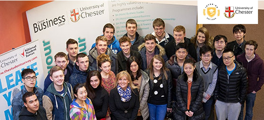 Study in UK: University of Chester