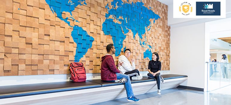 Royal Roads University: It's Life-Changing