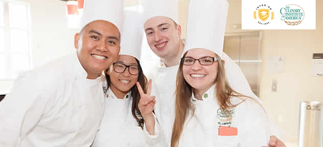 Study in the U.S.A.: Culinary Institute of America