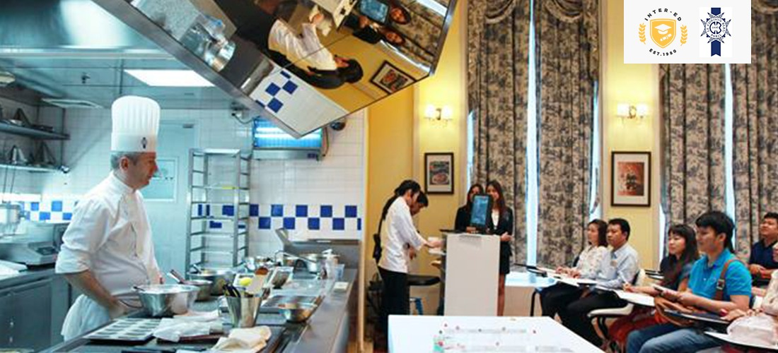 Professional Thai Cuisine Programme at LCB-Dusit